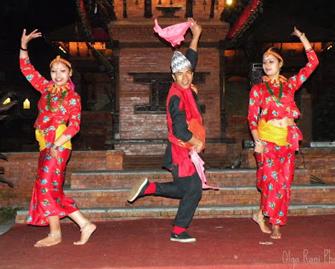 Nepali Culture Dance